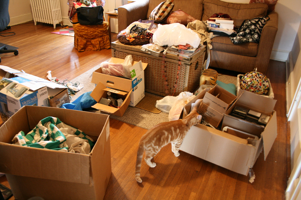 Declutter Your Life – How To make Money From It