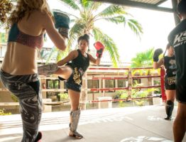 Traveling With Muay Thai Camp And Gym In Thailand