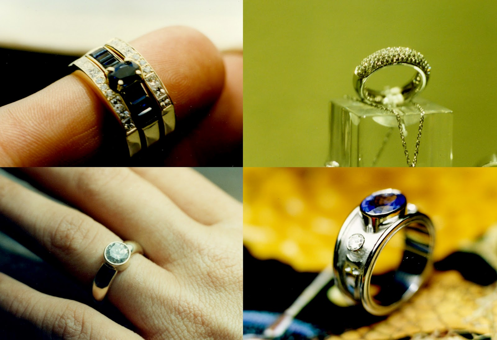 The Benefits of Bespoke Wedding Rings and Trends To Look Out For In 2013