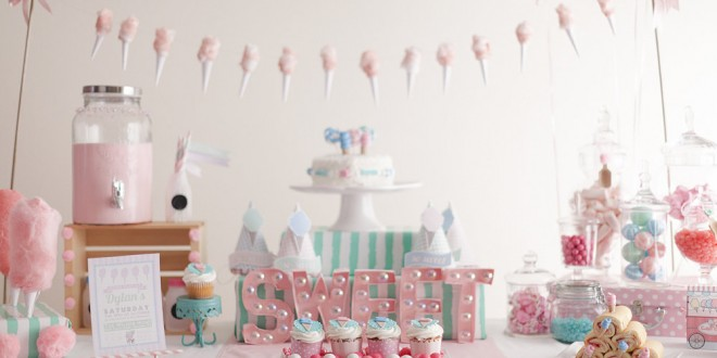 Fun And Fabulous Candy Party Ideas