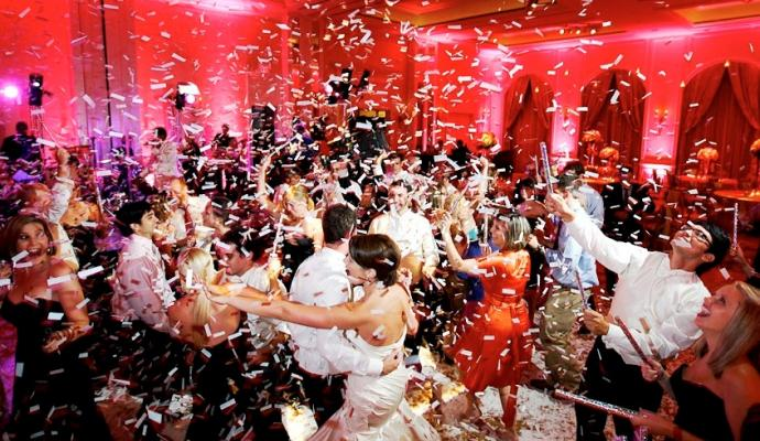 Choosing Entertainment For Your Wedding Guests
