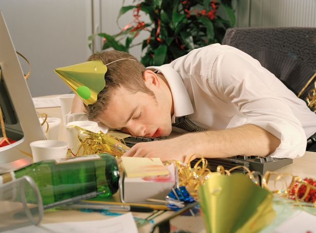 5 Rapid Ways To Cover The Signs Of Your Festive Hangover