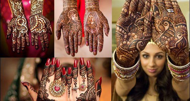 Bridal Mehendi Trends For The Wedding Season 2016