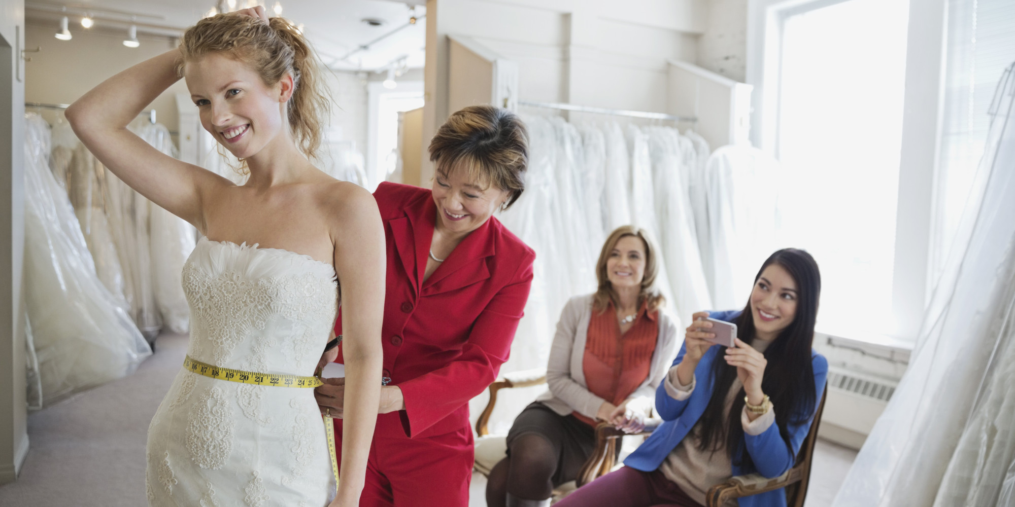 What Should You Keep In Mind While Getting Your Wedding Dress?