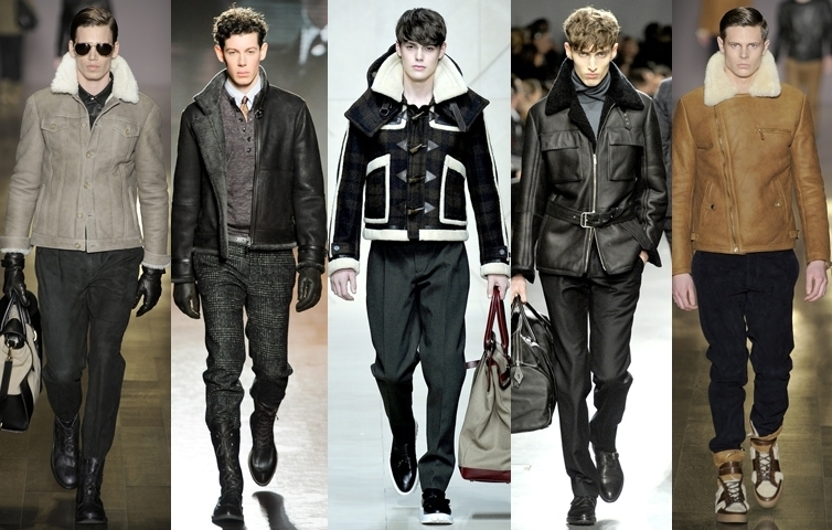 Men's Fashion Trends Fall 2016