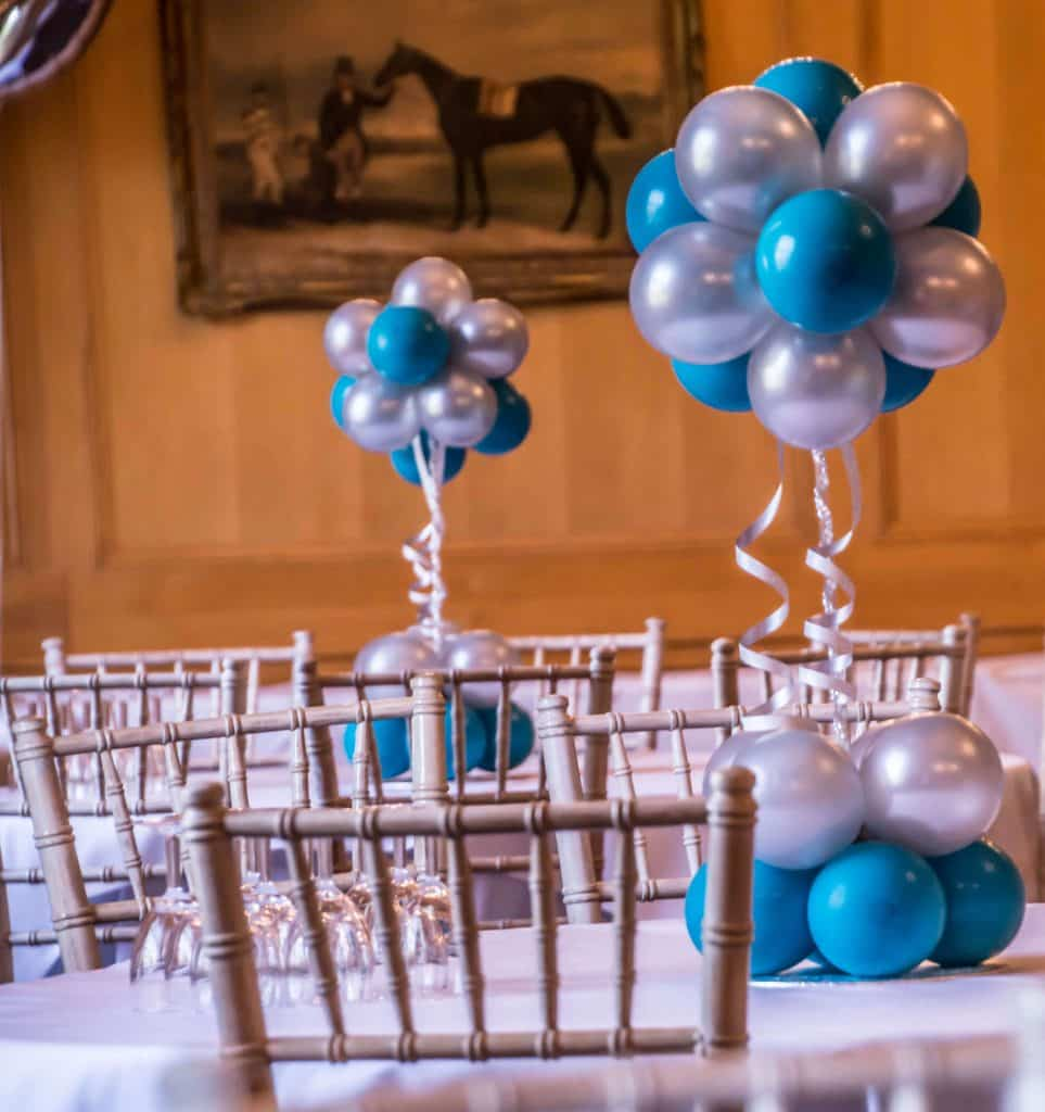 Bat Mitzvah Balloons: All About Love And Family