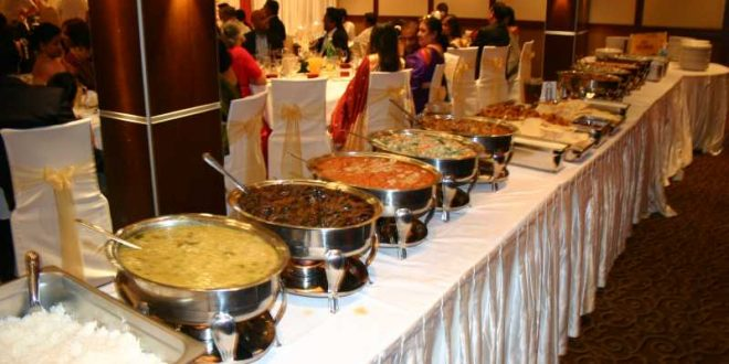 Benefits Of Catering For Weddings