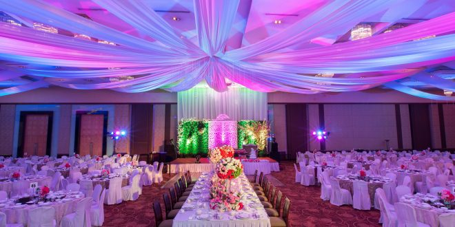 Attractive Wedding Halls-That Make Your Wedding Memorable