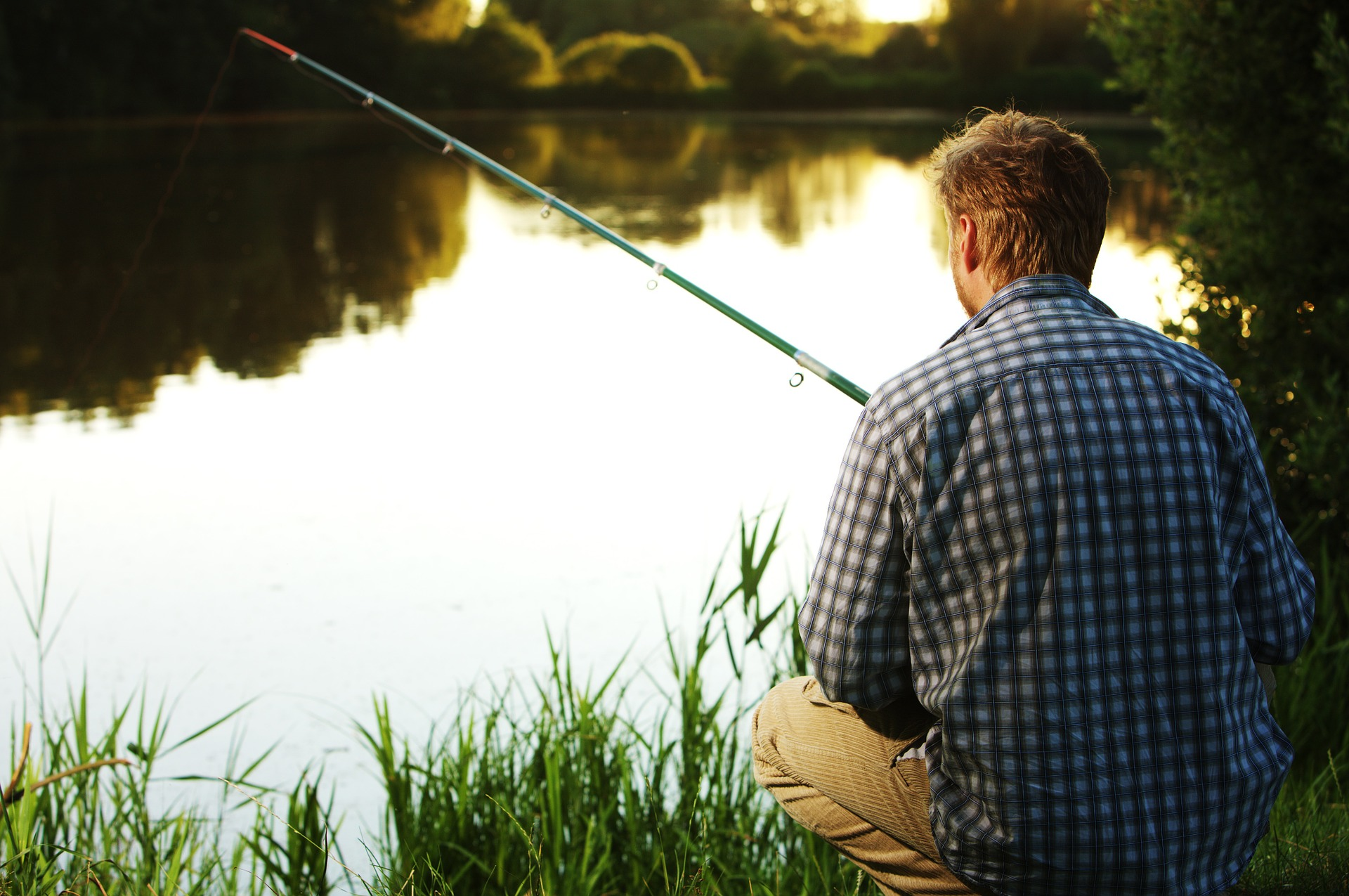 Our Beginners Guide To Fishing
