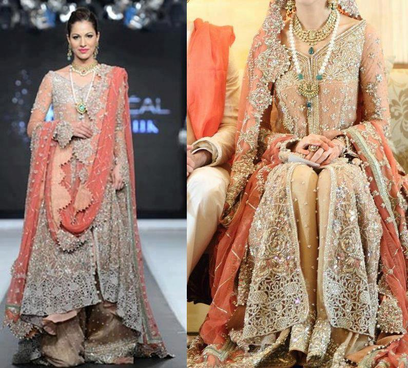 Beautiful Traditional Pakistani Attire That Make Your Wedding Special