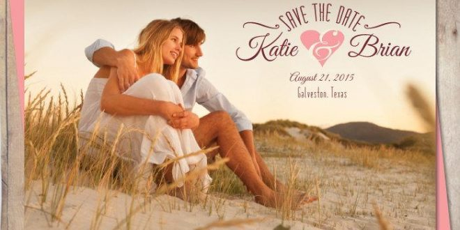 When you should be sending Save the Date cards