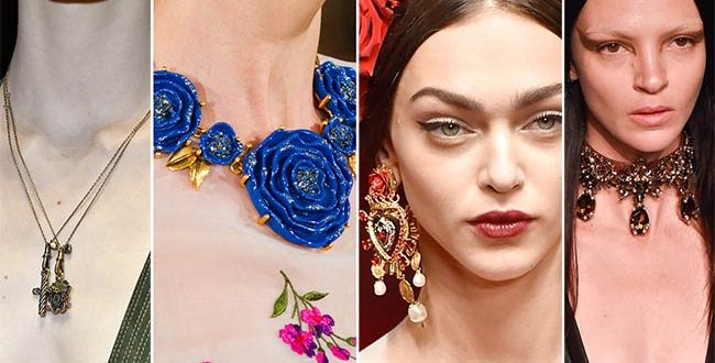 Top Jewelry Trends At Present
