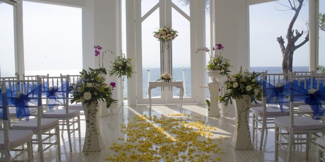 Five Tips To Help You Choose The Right Wedding Venue